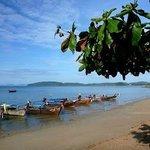 plage de ao nang