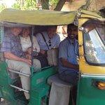 Arranged Transportation...FUN!!!