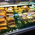 Choix de sandwich