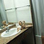 Bathroom at Costa Lago