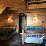 The Maverick cabin