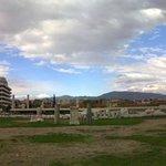 Panorama of the Agora