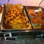 Arancine più altri fritti
