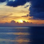 Sunset from Ti Kaye