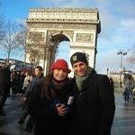 L'Arche de Triomphe