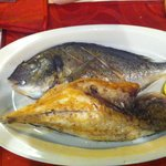 Grilled Bream