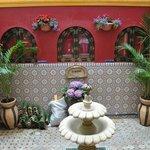 бешеный декор - смесь восточного стиля и барокко