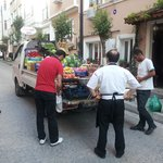 Fresh fruit delivery