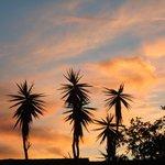Sonnenuntergang in Paraty