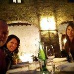 Fine Dining at Castello Di Spaltenna