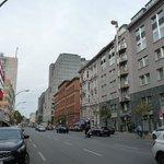 Art'otel auf der Joachimstaler Straße
