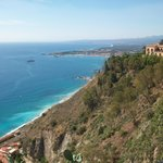 View from Taormina