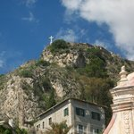High peak in Taormina