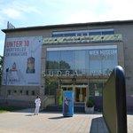 la facade du musée