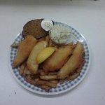 Halibut Dinner Special
