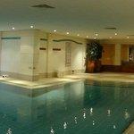 The interior pool