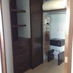Master Closet - Suite # 5051
