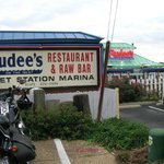 Rudee's Inlet and Cabana Bar
