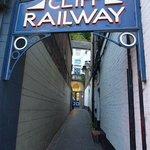 Access to Stoneway & Cliff Railway