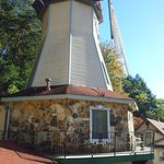The windmill ( rooms inside )