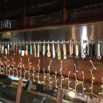 Great draft beer selection!