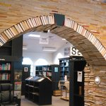 Sandman Book Arch