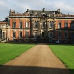 The 'back front' of Wentworth House. The view that no one sees!