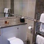 The bathroom, room 4