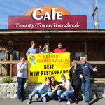 Voted Best Burnet Restaurant