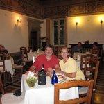 Villa (hotel) Restaurant