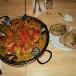 Exquisita paella