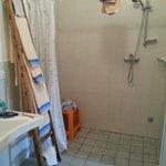la doccia gigante
