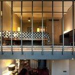 2-etagige Suite