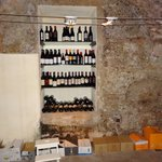 more of the wine cellar