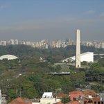 Vista do Parque o Ibirapuera