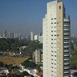 Vista do Parque do Ibirapuera