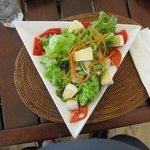 Try a Rarotonga salad