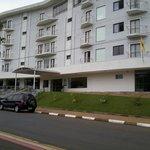 Fachada do Bristol Zaniboni Hotel