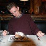 Peanut Butter Mud Pie