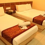 Photo de Time Hotel Melaka