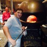 La pizza d'Alberto la meilleur di tutti parigi