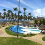 Pool & Beach Area