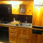 Deluxe Studio Suite - Kitchenette