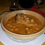 una squisita zuppa di ceci
