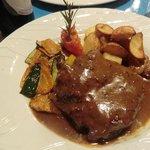steak poivre
