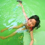 Genuine mineral pool