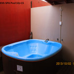 Room3 spa pool
