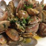 Portuguese clams!