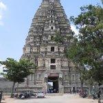 Viripaksha Temple, Mandapam, Hampi