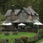 Watersmeet National Trust Tea Rooms